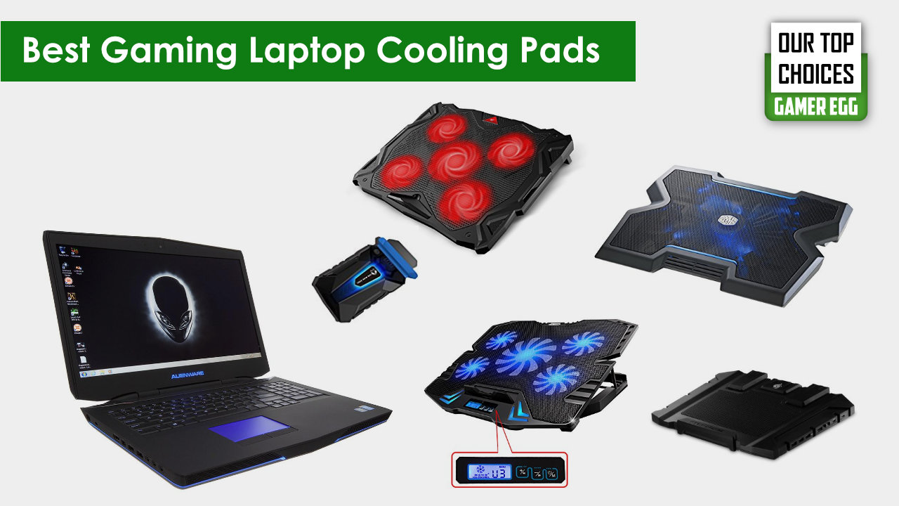 Best Gaming Laptop Cooling Pads Of 2020